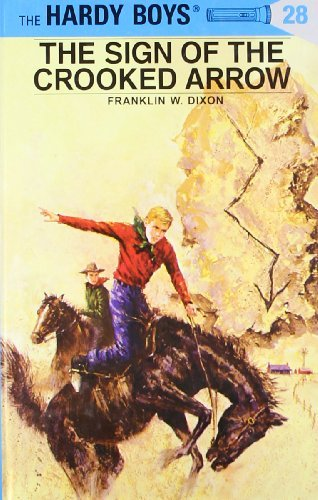 Franklin W. Dixon The Sign Of The Crooked Arrow