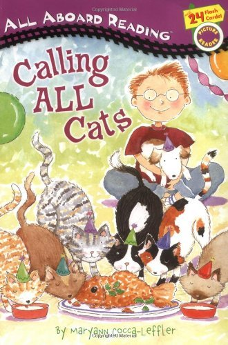 Maryann Cocca Leffler Calling All Cats