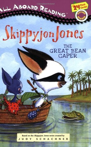 Judy Schachner Skippyjon Jones The Great Bean Caper