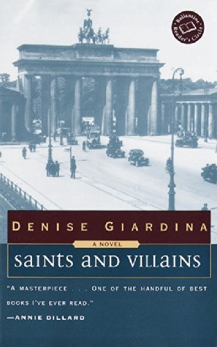 Denise Giardina Saints And Villains