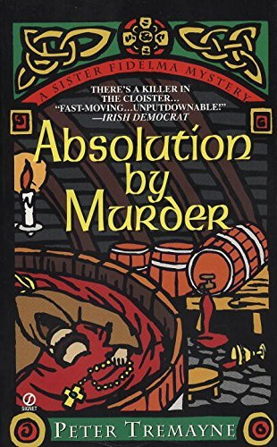 Peter Tremayne Absolution By Murder
