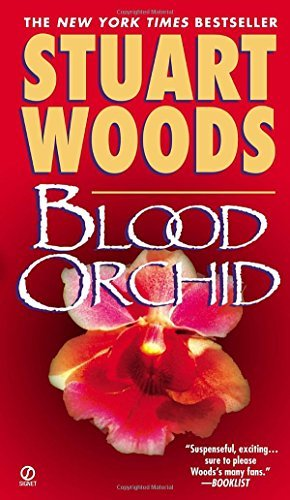 Stuart Woods Blood Orchid