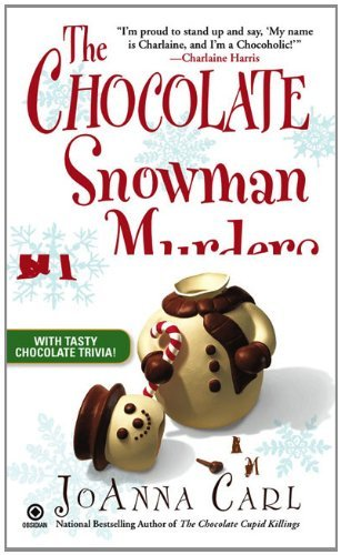 Joanna Carl The Chocolate Snowman Murders