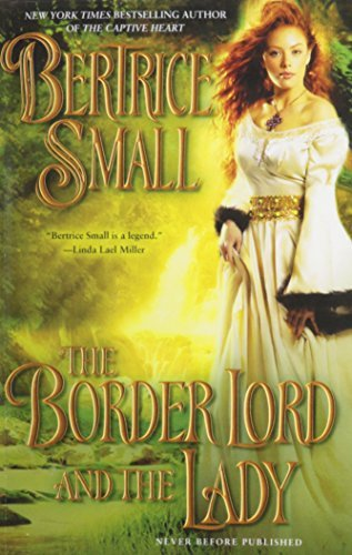 Bertrice Small The Border Lord And The Lady