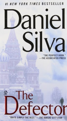 Daniel Silva The Defector