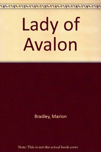 Marion Zimmer Bradley Lady Of Avalon