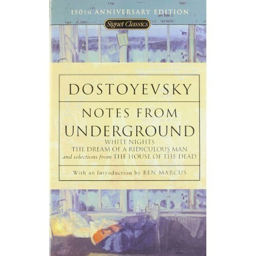 Fyodor Dostoyevsky Notes From Underground