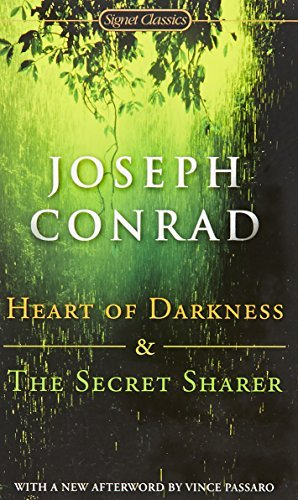 Joseph Conrad Heart Of Darkness And The Secret Sharer