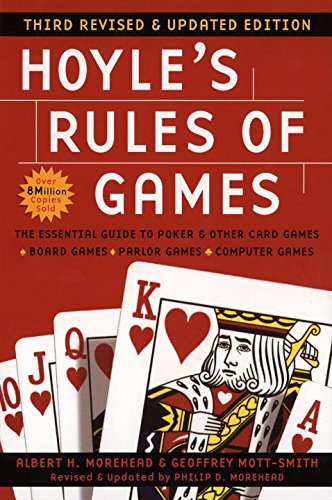 Albert H. Morehead Hoyle's Rules Of Games Third Revised And Updated Edition 0003 Edition;revised