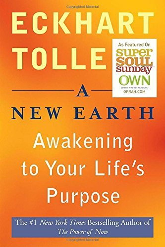 Eckhart Tolle A New Earth (oprah #61) Awakening To Your Life's Purpose