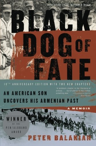 Peter Balakian Black Dog Of Fate 0010 Edition;anniversary