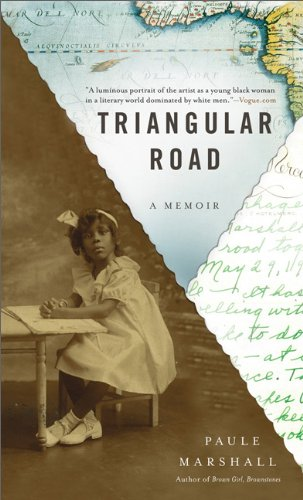 Paule Marshall Triangular Road A Memoir