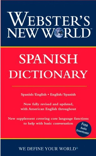 Harraps Webster's New World Spanish Dictionary