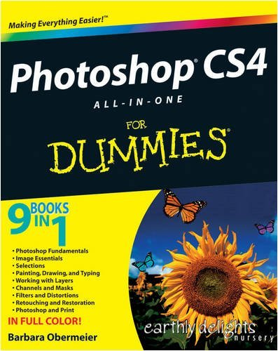 Barbara Obermeier Photoshop Cs4 All In One For Dummies
