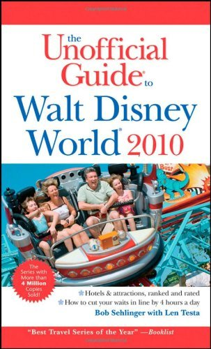 Bob Sehlinger Unofficial Guide Walt Disney World The