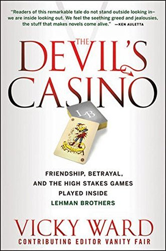 Vicky Ward The Devil's Casino Friendship Betrayal And The High Stakes Games P