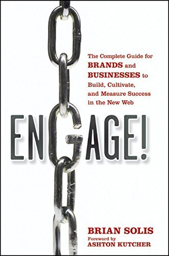 Kutcher Ashton Solis Brian Engage The Complete Guide For Brands And Business