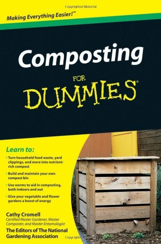 Cathy Cromell Composting For Dummies