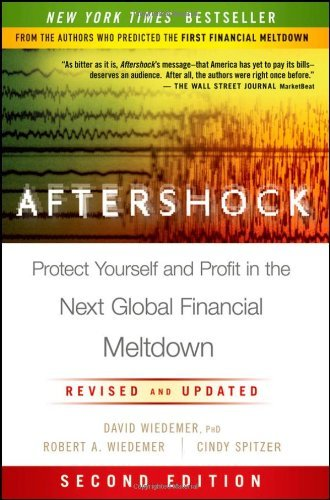 David Wiedemer Aftershock Protect Yourself And Profit In The Next Global Fi 0002 Edition;revised Update
