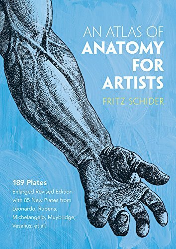 Fritz Schider An Atlas Of Anatomy For Artists 0003 Edition;