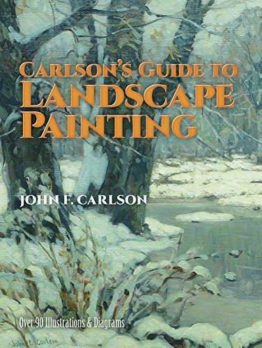John F. Carlson Carlson's Guide To Landscape Painting Rev