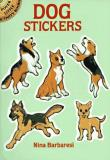 Nina Barbaresi Dog Stickers
