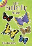 Nina Barbaresi Little Butterfly Stickers