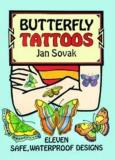 Jan Sovak Butterfly Tattoos