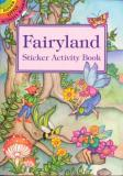 Marty Noble Fairyland Sticker Activity Book