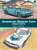 Bruce Lafontaine American Muscle Cars 1960 1975
