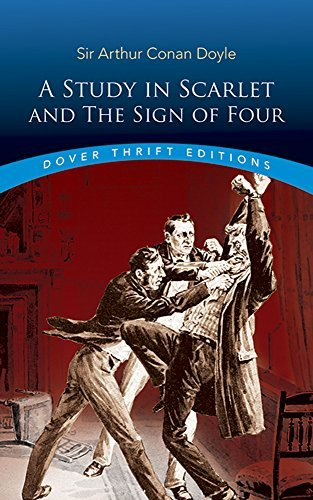 Sir Arthur Conan Doyle A Study In Scarlet And The Sign Of Four 0004 Edition;