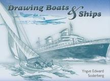 Yngve Edward Soderberg Drawing Boats & Ships
