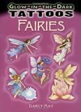 Darcy May Glow In The Dark Tattoos Fairies