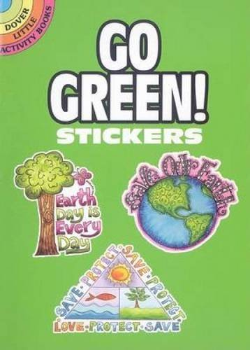 Karen Embry Go Green! Stickers