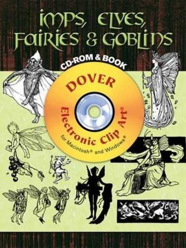 Jeff A. Menges Imps Elves Fairies & Goblins [with Cdrom]