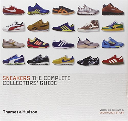 Unorthodox Styles Sneakers The Complete Collectors' Guide