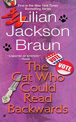 Lilian Jackson Braun The Cat Who Could Read Backwards