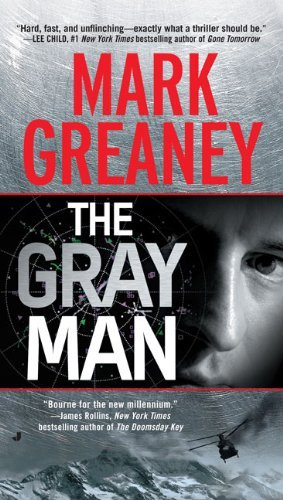 Mark Greaney The Gray Man