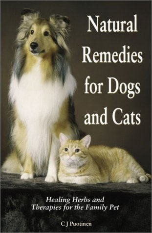 Cj Puotinen Natural Remedies For Dogs And Cats