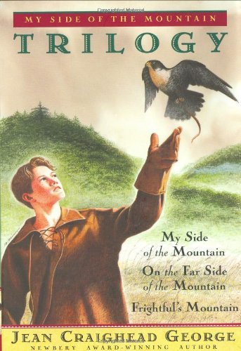 Jean Craighead George My Side Of The Mountain Trilogy