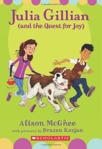 Alison Mcghee Julia Gillian (and The Quest For Joy)