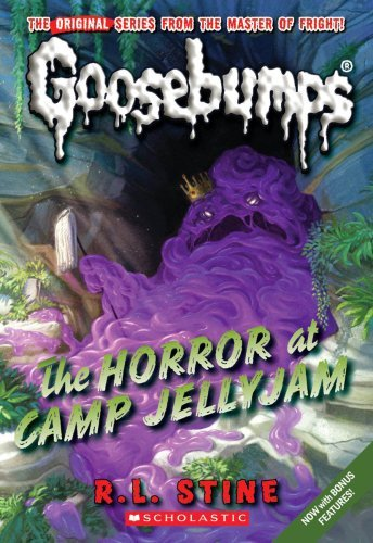 R. L. Stine The Horror At Camp Jellyjam