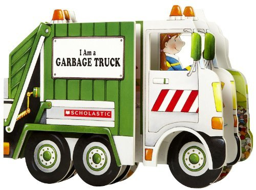 Ace Landers I Am A Garbage Truck