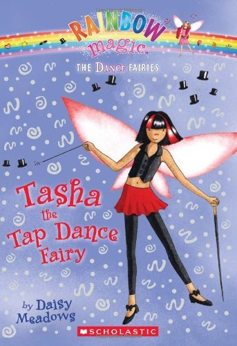 Daisy Meadows Tasha The Tap Dance Fairy