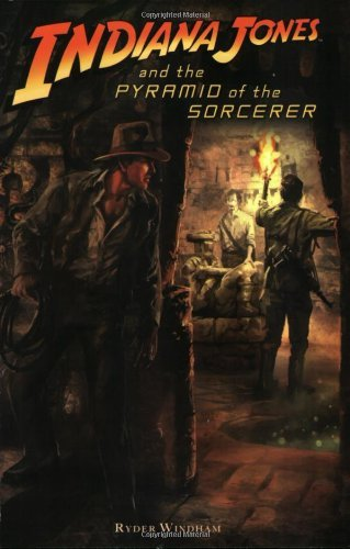 Ryder Windham Indiana Jones And The Pyramid Of The Sorcerer
