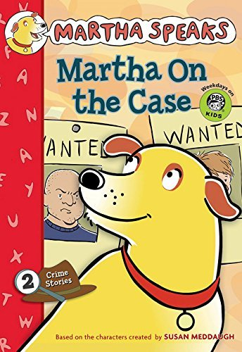 Susan Meddaugh Martha On The Case