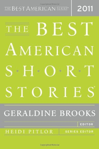 Geraldine Brooks The Best American Short Stories 2011