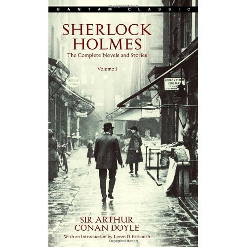 Arthur Conan Doyle Sherlock Holmes The Complete Novels And Stories Volume I