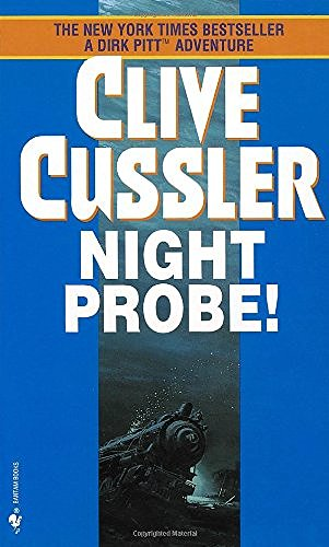Clive Cussler Night Probe!
