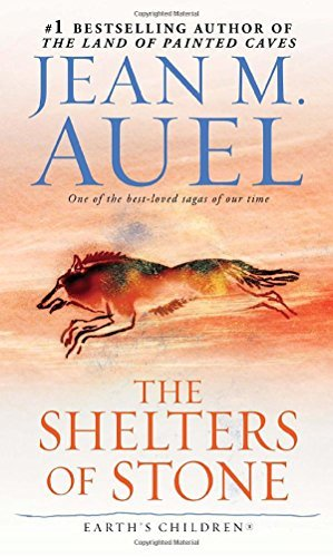 Jean M. Auel The Shelters Of Stone